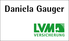 LVM Versicherung Daniela Gauger